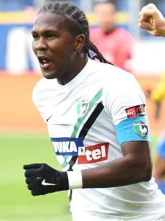 Golazo de Hugo Rodallega en Turquía; anotó con el Denizlispor. Imagen de referencia.