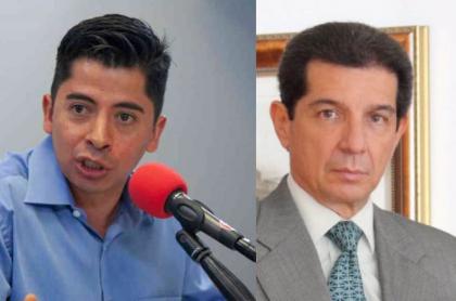 Imagen de José FélixLafaurie, quiencelebra salida de Ariel Ávilade Semana