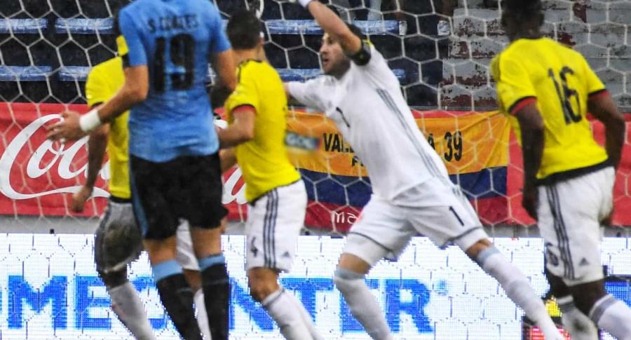 Partido de Eliminatoria Colombia-Uruguay no será en Miami. Imagen de refrencia.