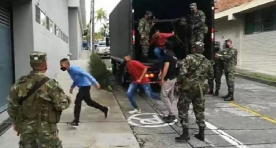 Soldados acusados de violar a niña indígena de 12 años, cuyo relato se conoció en audiencia por medio del médico que la valoró