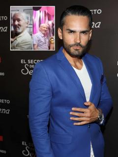 "DORAL, FL - AUGUST 21:  Fabian Rios is seen at the ""El Secreto De Selena"" Miami Screening at Telemundo Center on August 21, 2019 in Doral, Florida.  (Photo by Alexander Tamargo/Getty Images)"