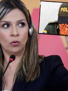 """Vicky Dávila, periodista condenada por """"presionar"""" retiro de un policía en Casanare"""