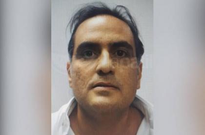 Álex Saab, acusado de ser testaferro de Nicolás Maduro.