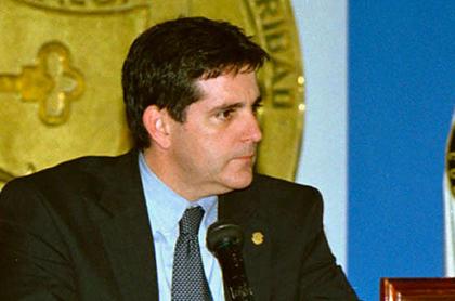 Jorge Noguera, exdirector del DAS al que le concedieron la libertad condicional