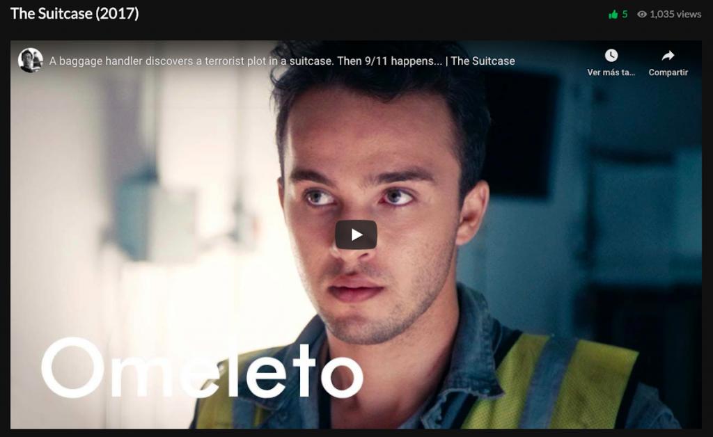 Captura de pantalla de Movies Found Online