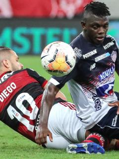 Junior cae 3-2 ante Flamengo en Libertadores: pasó a Sudamericana