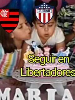 Memes del paso de Junior de Libertadores a Sudamericana.