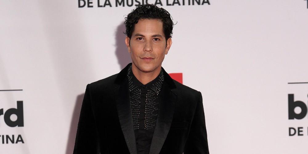 Christian Chávez en los Latin Billboard.