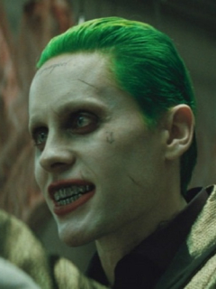 Jared Leto interpretó al 'Joker' en 'Suicide Squad'.