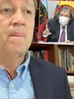 Ernesto Macías, señalado de hacer 'jugadita' para tumbar debate a mindefensa