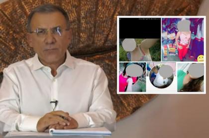 Niña que sobrevivió a bombardeo desapareció, denuncia Roy Barreras
