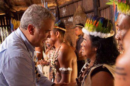 Duque fue racista frente a minga indígena, dice columnista.