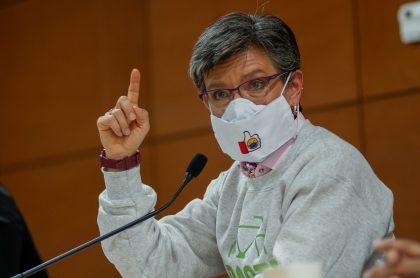 Claudia López, alcaldesa de Bogotá, entre latinos más influyentes por el cambio climático.