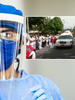 Enfermera de Medellín murió por coronavirus 70