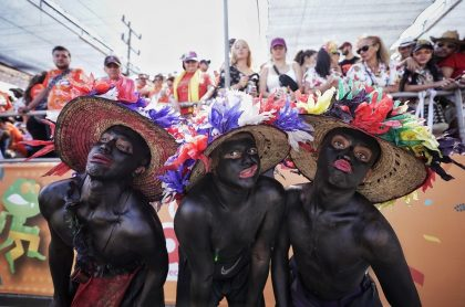 Foto del Carnaval de Barranquilla 2020, ilustra nota de aplazamiento del Carnaval de Barranquilla 2021.