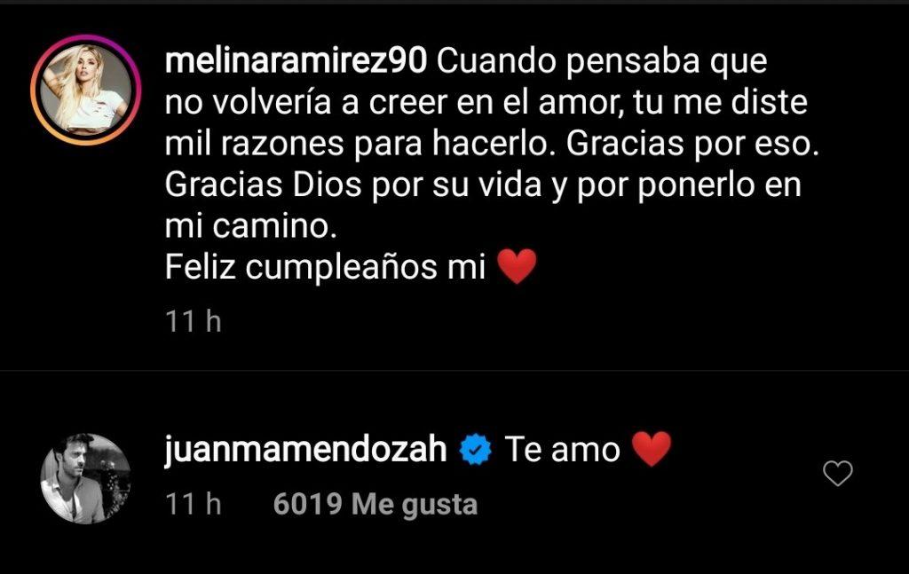 Instagram: @melinaramirez90