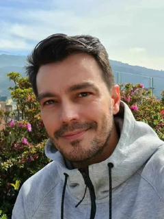 Foto de Luciano D'Alessandro, quien estaría saliendo con María Alejandra Requena