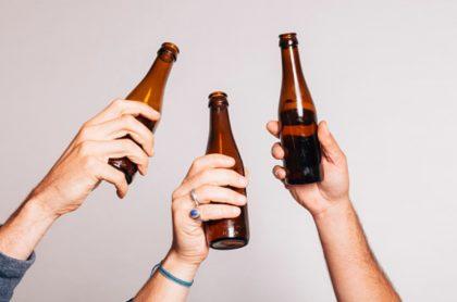 Imagen ilustrativa de cerveza en Colombia.