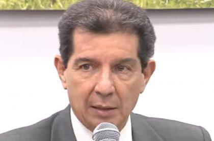 José Félix Lafaurie, que recibió críticas por comparar a Ariel Ávila con alias 'Uriel', del Eln