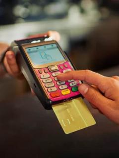 Cómo sacar tarjeta de crédito sin cuota de manejo en Bancolombia, imagen de referencia de tarjeta de crédito