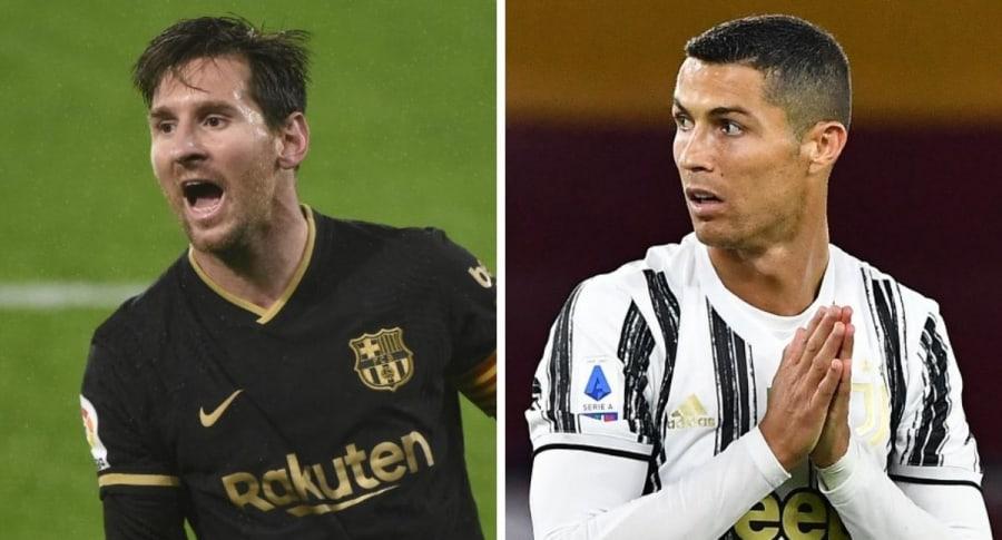 Lionel Messi y Cristiano Ronaldo, Juventus vs. Barcelona: hora y ver en vivo este miércoles