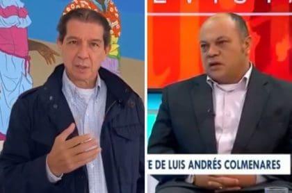 José Félix Lafaurie y papá de Colmenares, quien defendió de las críticas al uribista