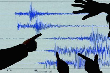 Imagen ilustra nota sobre temblor en Colombia que se sintió en Bogotá