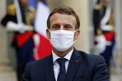 Emmanuel Macron, presidente de Francia, anunció este miércoles que el confinamiento obligatorio nacional entrará en vigor el próximo viernes 30 de octubre.