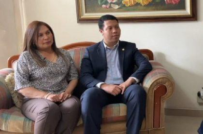 Oneida Escobar y Jorge Colmenares hablaron cuando el caso de la muerte de Luis Andrés Colmenares está a punto de cumplir 10 años.