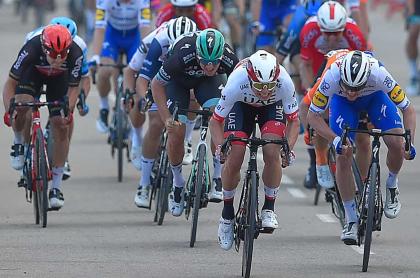 Vuelta a España 2020: clasificación general tras la etapa 9. Imagen de referencia.