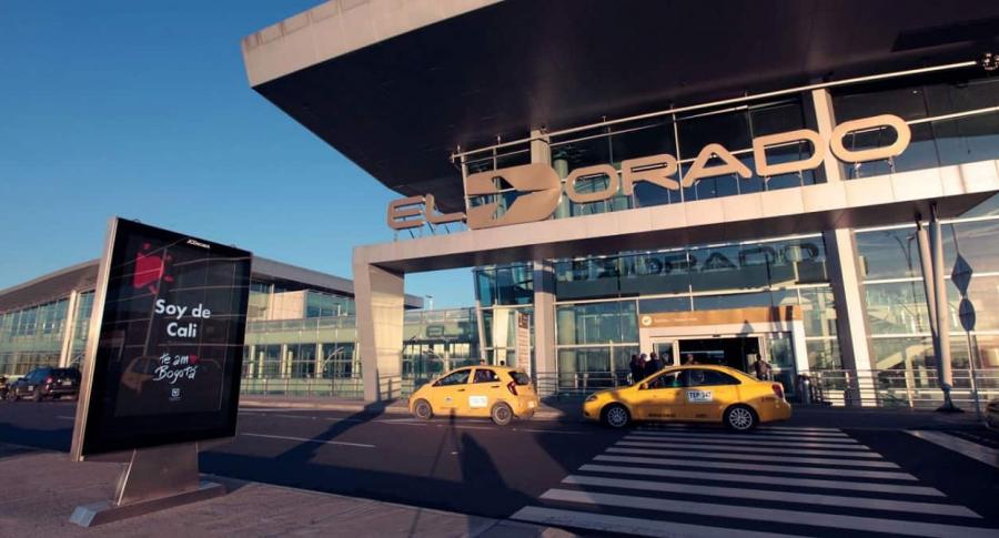Imagen que ilustra nota de vuelos en Aeropuerto El Dorado se retrasarían este jueves