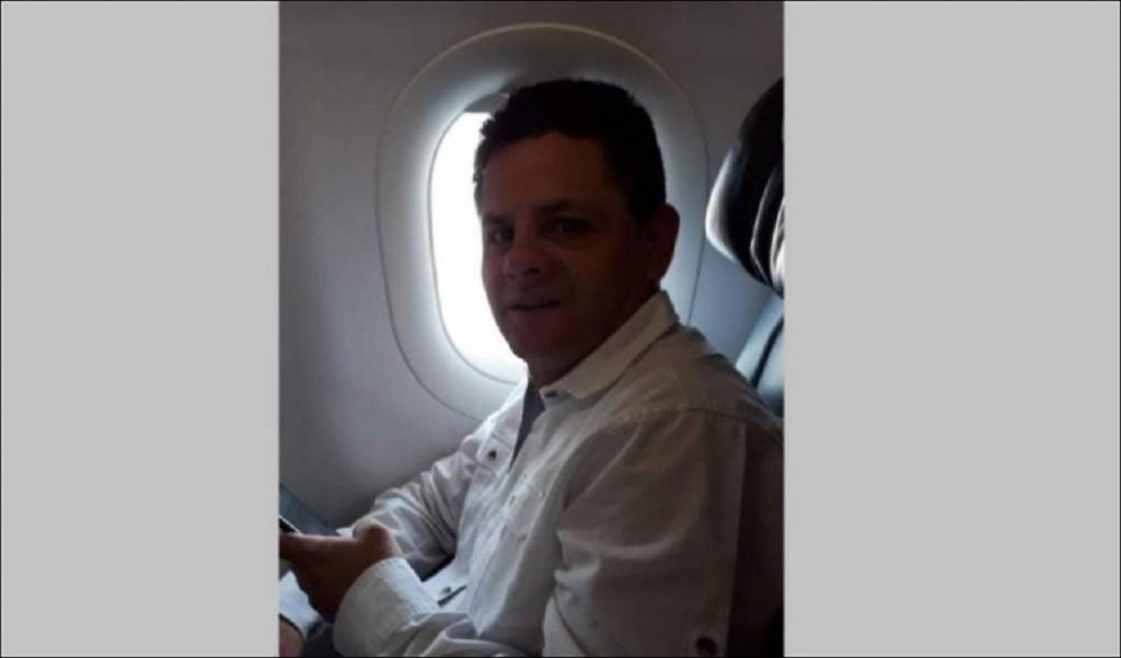 Oswaldo Muñoz, hombre asesinado en Transmilenio por robarle el celular - tomado de Caracol Radio