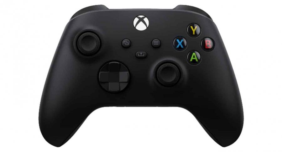 Foto oficial de Xbox Series X