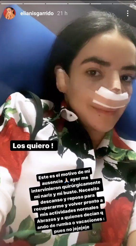 Instagram: @elianisgarrido
