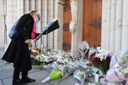 Últimas palabras de brasileña apuñalada en atentado en Niza.