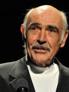 Sean Connery, listado de sus películas más famosas