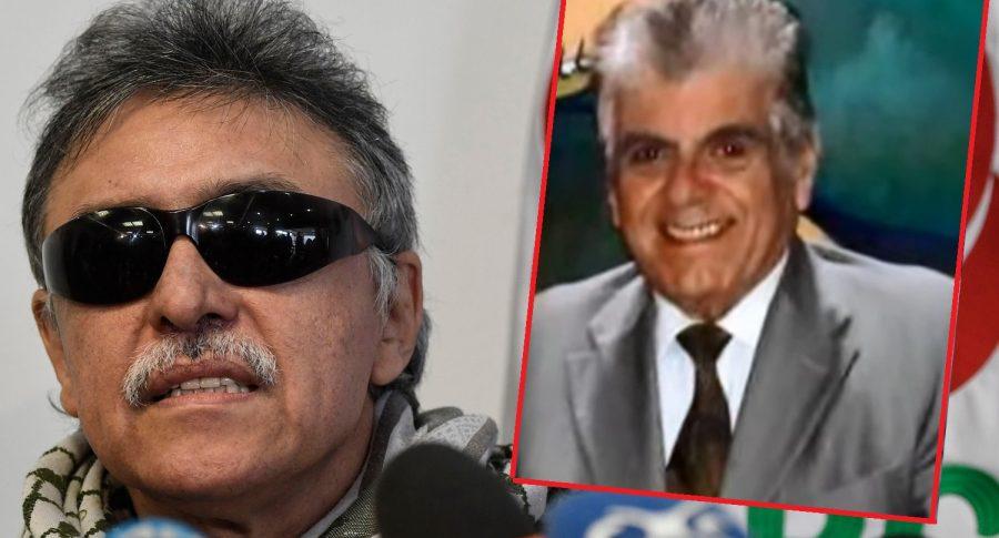 'Jesús Santrich' y Fabio Younes, señalado socio de 'Santrich' extraditado por narcotráfico