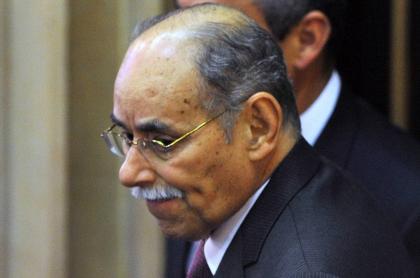 CHoracio Serpa, político colombiano muerto este sábado, cuando asistía a la instalación del congreso en 2014.