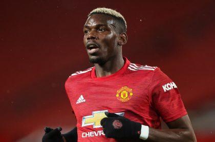 Manchester United vs. Arsenal: hora y dónde ver en vivo, Pogba jugando con el Manchester
