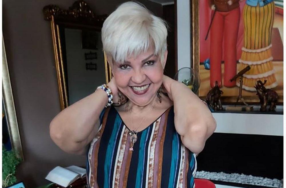 Fabiola Posada ('La gorda' Fabiola) estudió Comunicación Social en la Universidad Externado de Colombia.