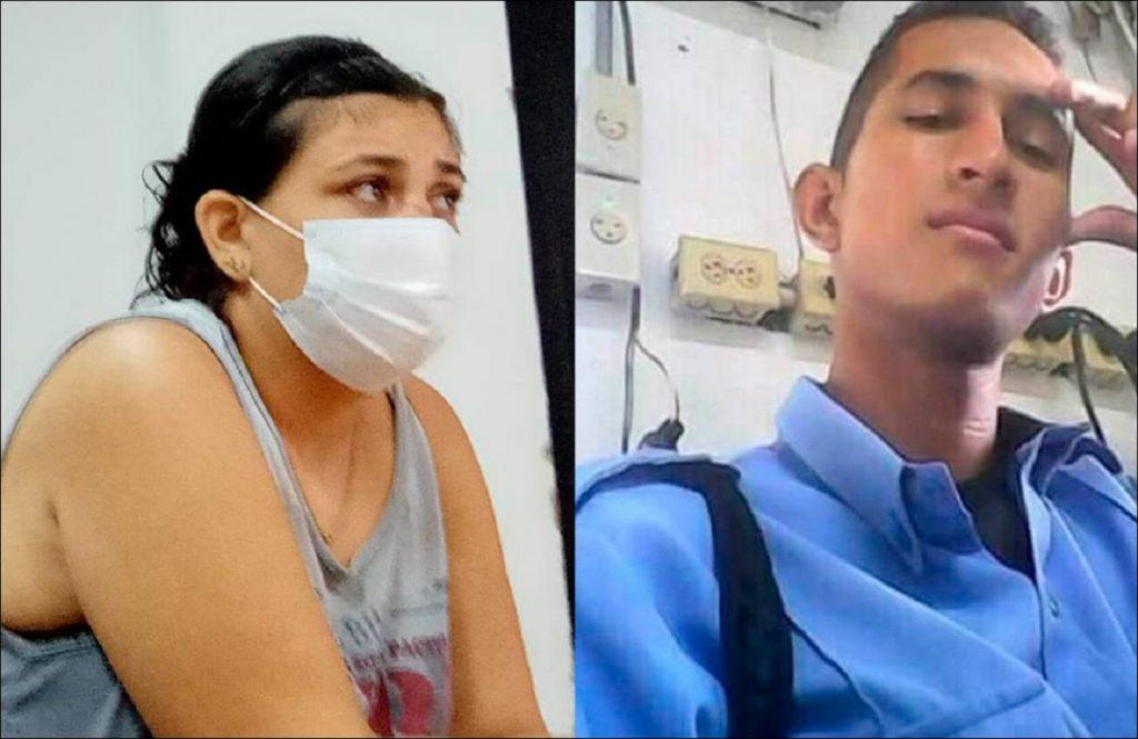 Leidis Yasmín Bautista, mujer acusada de matar al marido en una pelea - imagen tomada de Seguimiento