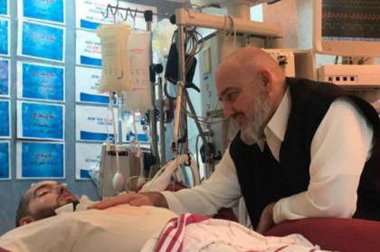 Al-Waleed bin Khali, el 'príncipe durmiente, movió la mano tras 15 años en coma