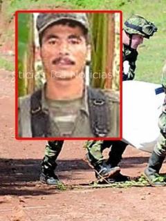 Ejército mató a 'MochoLeiber', cabecilla de disidencia Farc