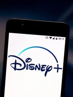 Logotipo de Disney Plus para ilustrar nota sobre cómo suscribirse al servicio de 'streaming'
