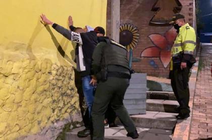 Operativos en Bogotá durante el puente de Halloween, inseguridad en Bogotá