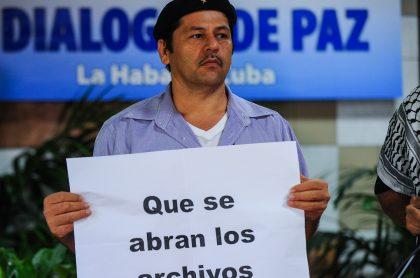 Alias 'Romaña', desertor de la paz que envió una desafiante carta a líderes del partido Farc