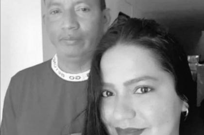 Jainer Córdoba Paz y su pareja, Katherín Álvarez, asesinados por sicarios en Buga