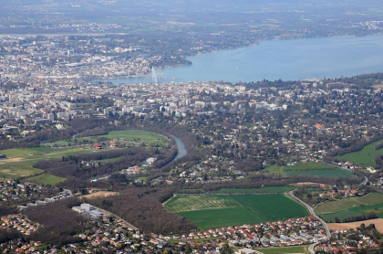 En Ginebra el salario mínimo es de 4.000 francos al mes.