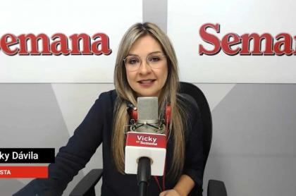 Foto de Vicky Dávila, condenada por video de comunidad del anillo.