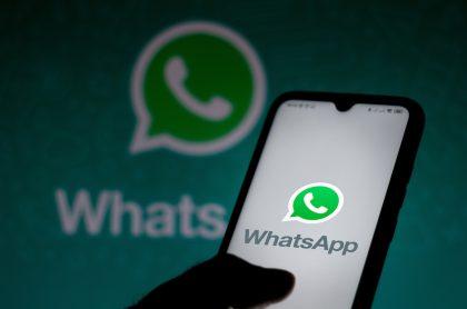 Logotipo de WhatsApp para ilustrar nota sobre cómo hacer stickers con audio en la aplicación